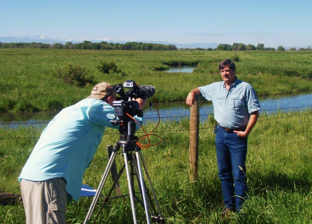 spring creek film a documentary film about ranchers anglers water